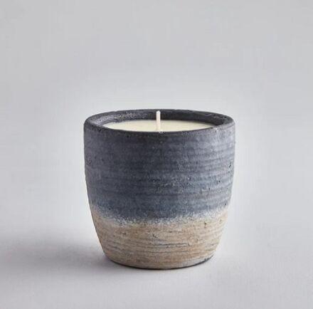 St Eval Coastal Large Pot Candle Samphire & Sage