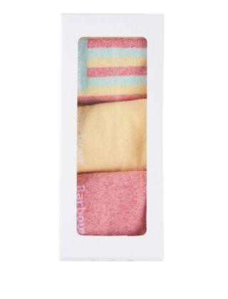Barbour Coastal Stripe Sock Set Mixed