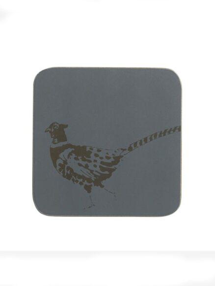 Sophie Allport Pheasant Coasters