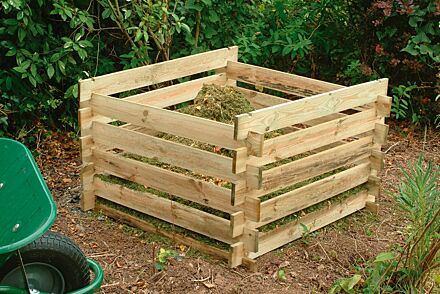 Forest Gardens Composter