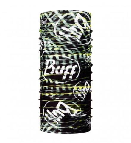 Buff CoolNet® UV+ Tubular Ulnar Black