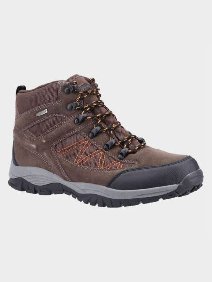 Cotswold Maisemore Hiking Boots Brown