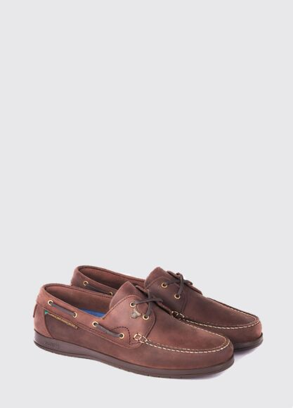 Dubarry Sailmaker X LT Deck Shoe - Old Rum