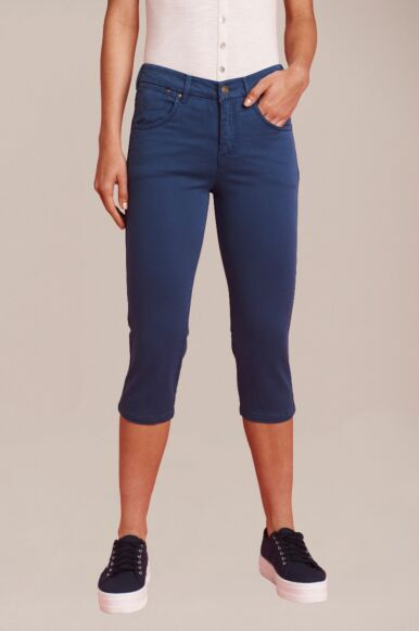 Mistral Cropped Trousers Eclipse