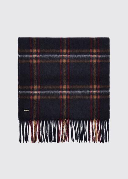 Dubarry Cullen Wool Scarf Navy