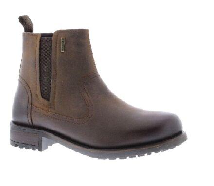 Country Jack Daniel Waterproof Boots Brown