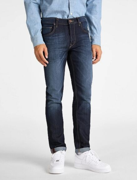 Lee Daren Button Fly Jeans Strong Hand