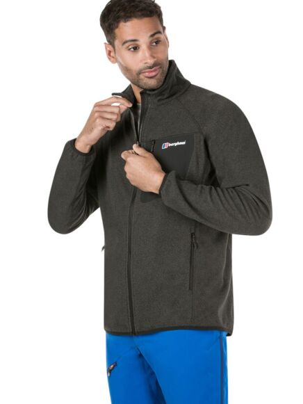 Berghaus  Men's Deception 2.0 Fleece Jacket Black