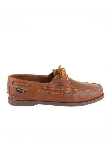 Chatham The Deck Lady II G2 Boat Shoes Walnut
