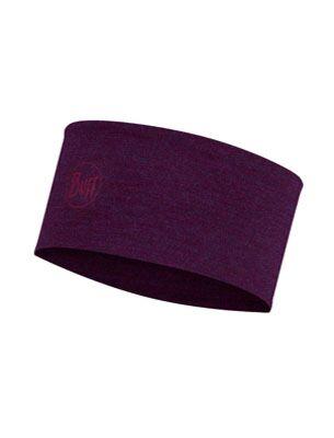 Buff Wear Midweight Merino Wool Solid Deep Purple