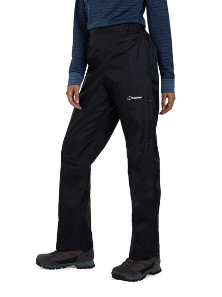 Berghaus Women's Deluge 2.0 Overtrousers Black