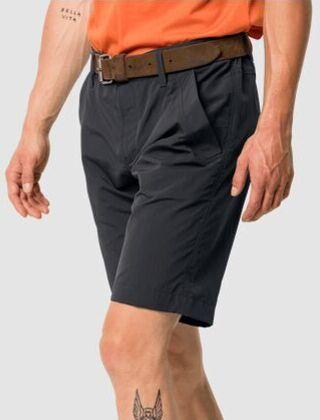Jack Wolfskin Men's Desert Valley Shorts Phantom
