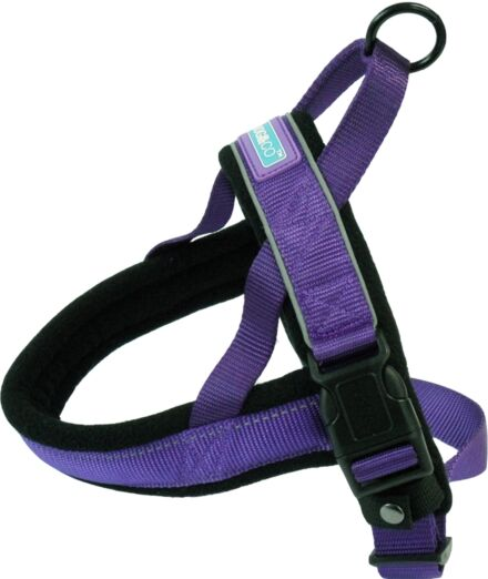Hemmo & Co Dog Harness Purple