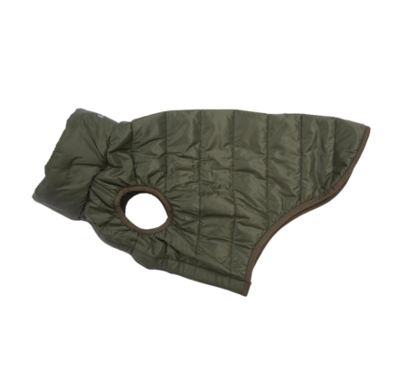 Barbour Baffle Quilt Dog Coat