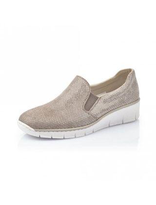 Rieker Doris Shoe Grey