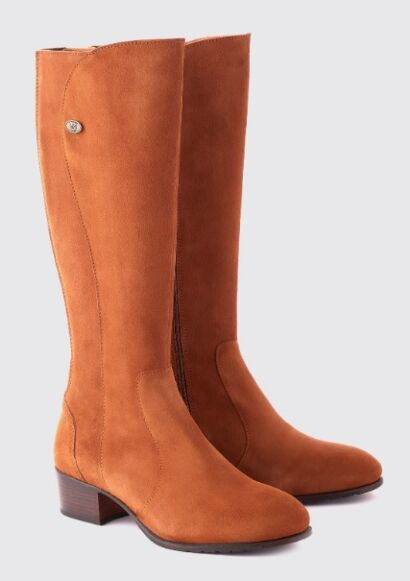 Dubarry Downpatrick Knee High Boot Camel