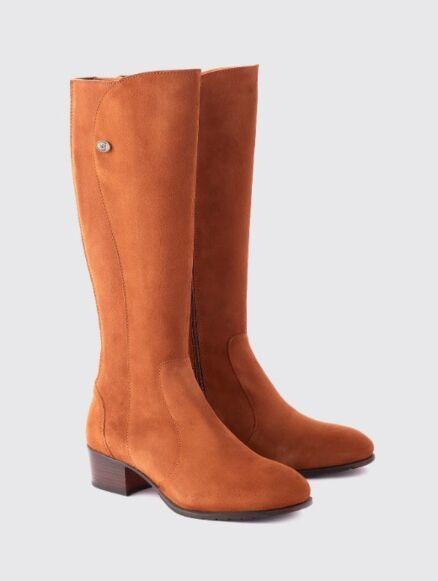 Dubarry Downpatrick Knee High Boot Camel