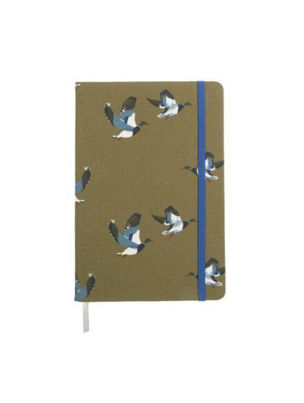 Sophie Allport Ducks Notebook