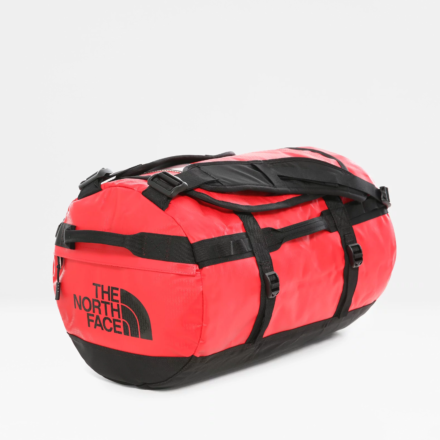 The North Face Base Camp Duffel Bag TNF Red/TNF Black Small