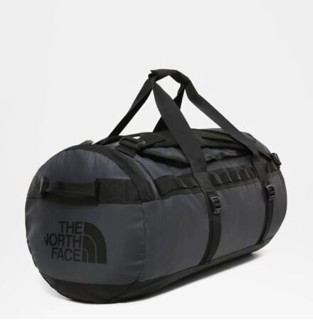 The North Face Base Camp Duffel Bag Aviator Navy/TNF Black Medium
