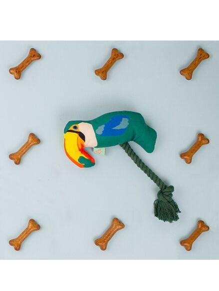 Emily Brooks Toucan Pet Toy