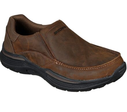 Skechers Relaxed Fit: Expended - Helano Brown