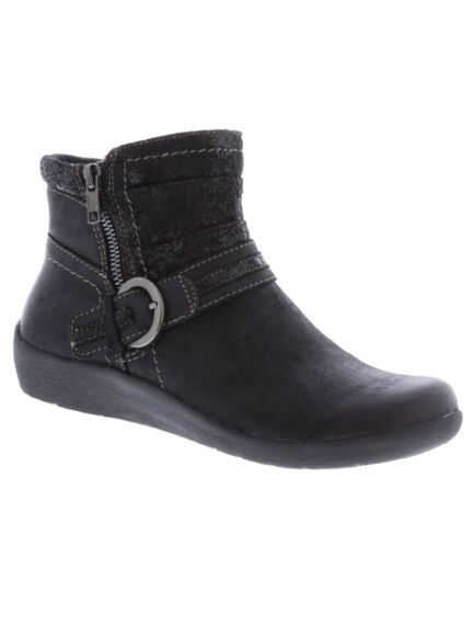 Earth Spirt Fairfax Boot Black