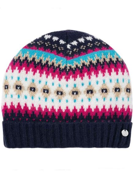 Joules Janelle Hat French Navy