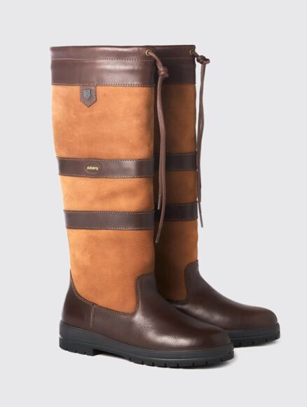 Dubarry Galway Boot Brown