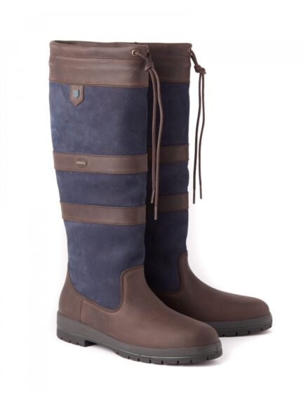 Dubarry Galway Boot Navy/Brown