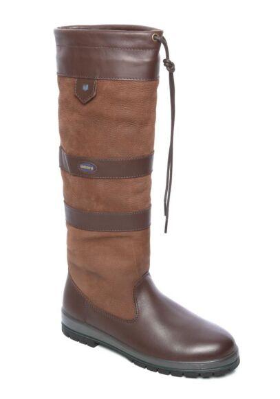 Dubarry Galway Slimfit Boot Walnut
