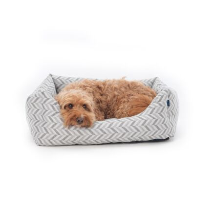 Project Blu Gamma Dog Bed Grey