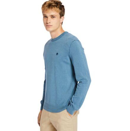 Timberland Garment Dyed Sweatshirt Dark Denim
