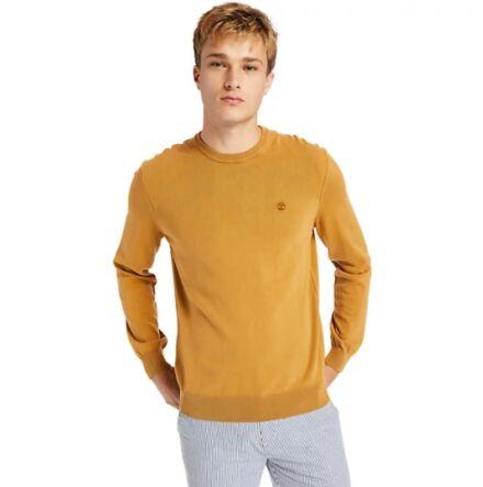 Timberland Garment Dyed Sweatshirt Yellow