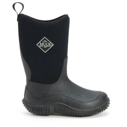 Muck Boots Kids Hale Boot Black
