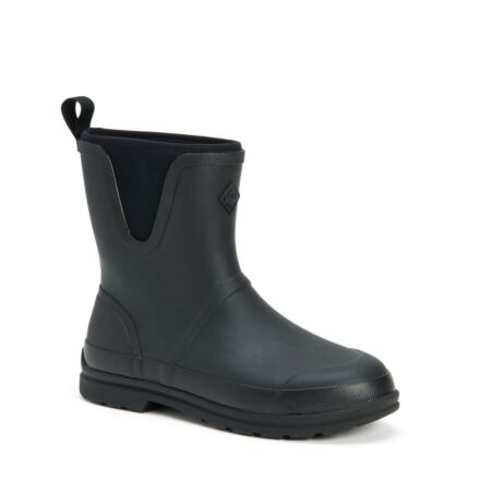 Muck Boots Original Pull On Mid Boot Black