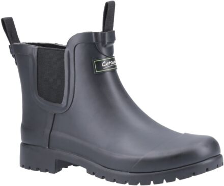 Cotswold Blenheim Waterproof Ankle Boot Black
