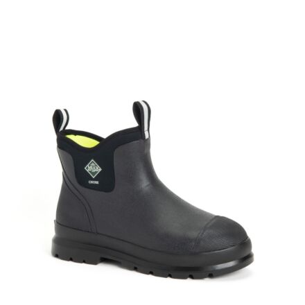 Muck Boots Chore Classic Chelsea Boot Black