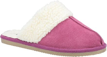 Hush Puppies Arianna Mule Slippers Pink