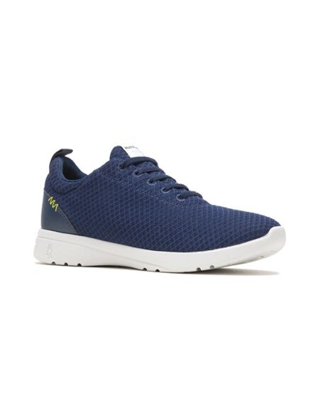 Hush Puppies Women's Good Lace Trainers Navy