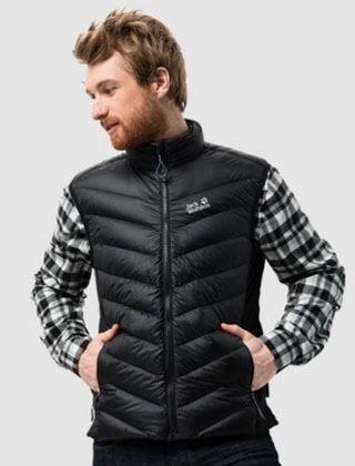 Jack Wolfskin Atmosphere Vest Black