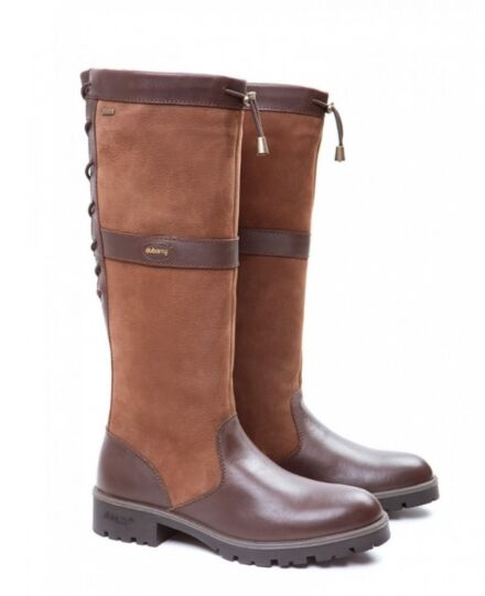 Dubarry Glanmire Womens Country Boot Walnut