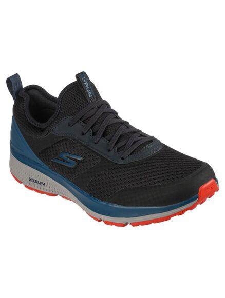 Skechers Go Run Consistent Black/Blue
