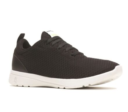 Hush Puppies Women's Good Lace Trainers Black