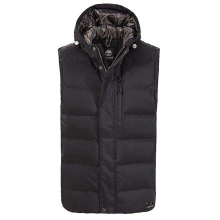 Timberland Goose Eye Vest Black