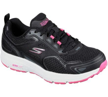 Skechers GoRun Consistent Black/Pink