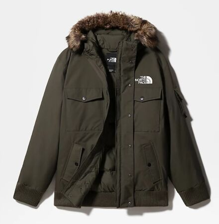 The North Face Men's Gotham Jacket Taupe Green