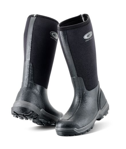 Grubs Frostline 5.0 Wellington Boots Black