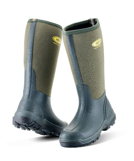 Grubs Frostline 5.0 Wellington Boots Green