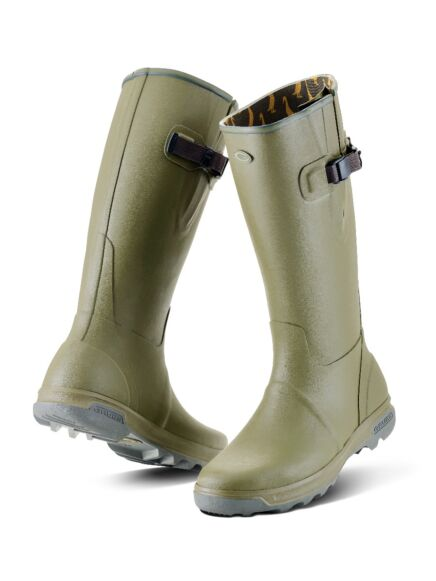 Grubs Highline Wellington Boots Sage Green